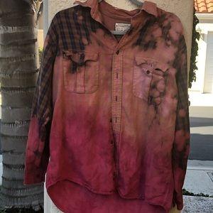 Urban Renewal Styled Flannel.
